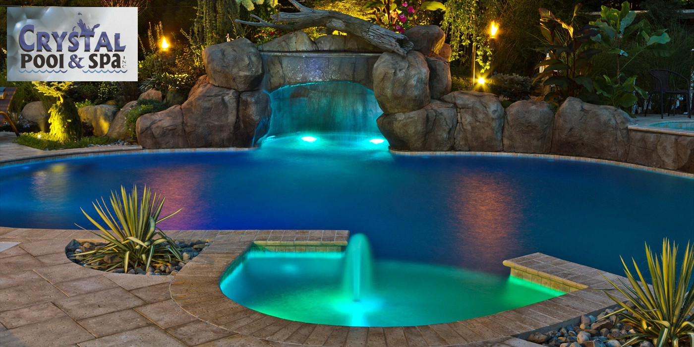 Spa, Cave & Pool Lighting