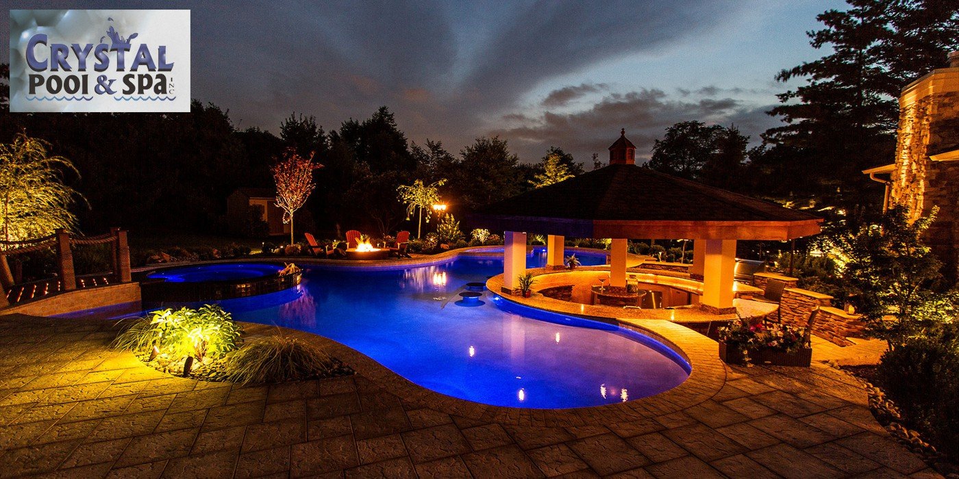 Awesome Pool & Bar Lighting