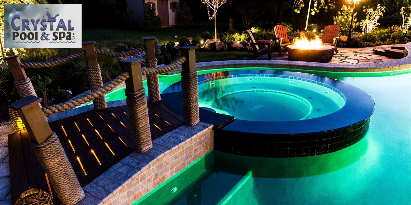 In-The-Pool Spa