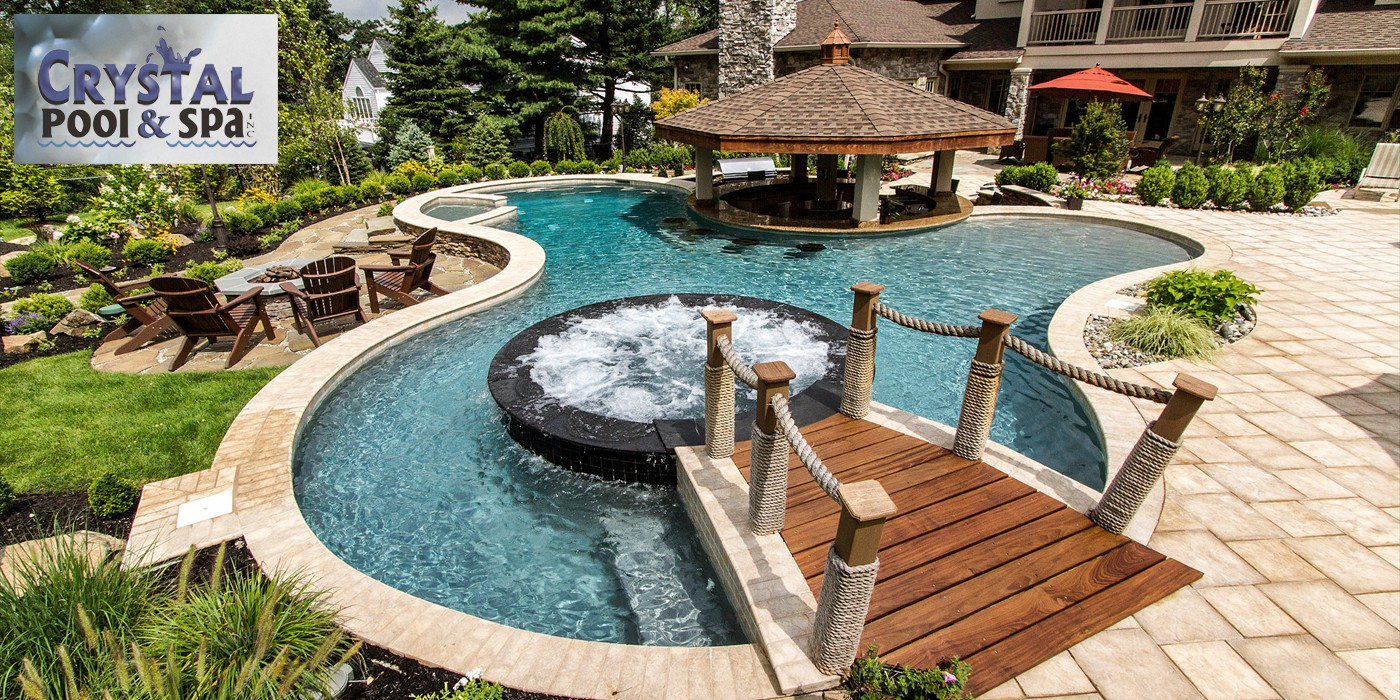 Award Winning Gunite Pool