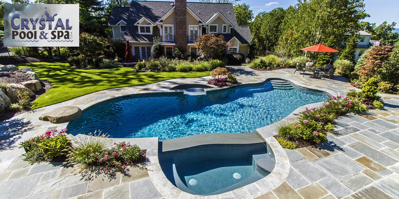 A Pool in the Country